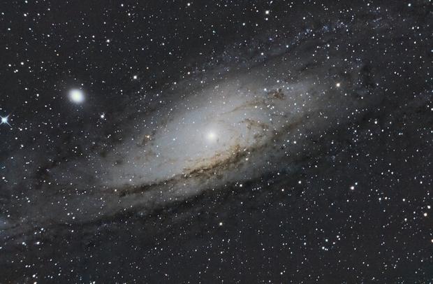 M31,                                Davy HUBERT