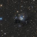 NGC 7129,                                Brice