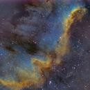 Cygnus Wall,                                Stacy Spear