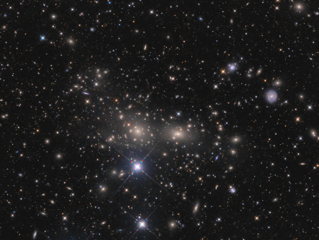 Abell 1656 the Coma Galaxy Cluster,                                tommy_nawratil