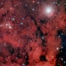 NGC 6910,                                francopanetta