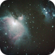 Orion Nebula,                                Sonia Zorba