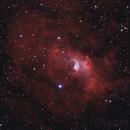 NGC 7635 Ha/OIII,                                Terry