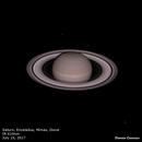 Saturn, IR 7/17/2017,                                Damien Cannane