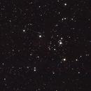 Open Cluster associated with heart nebula,                                edomtset