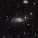 NGC3718,                                Mikhail Boksimer