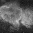 IC 1848 - Soul Nebula,                                bruciesheroes