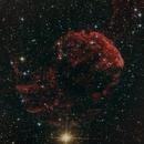 IC 443   SH2- 248     Jellyfish Nebula   -  η Geminorum - IC 444,                                Günther Dick