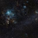 Large Magellanic Cloud/Tarantula Nebula Widefield (iTelescope T12),                                alexhollywood