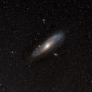 Andromeda Galaxy,                                CyriusG