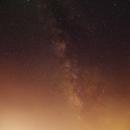 Milky Way from Duck, NC,                                JDJ