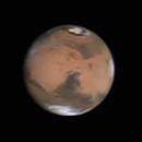 6 Hour Mars Animation 2014,                                Steve