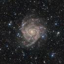 IC342 - L(RHA)GB - A Closer View,                                Martin Dufour