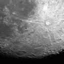 Moon - 24th April 2021 - SW Close up,                                lucabandirali