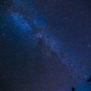 Milky Way, first attempt,                                Scott Presnell