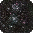 Double cluster in Perseus,                                Mostafa Metwally