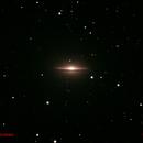 M104 sombrero nebula,                                Adriano Inghes