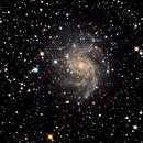 NGC 6946,                                stevebryson