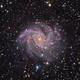 NGC 6946. The Fireworks Galaxy,                                Vlad Onoprienko