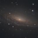 NGC7331 lucky imaging,                                CoFF