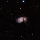 M51 reprocessed,                                Philipp Weller