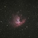 NGC 281 Nébuleuse pacman,                                Stephane Jung