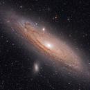 M31 - Andromeda,                                Dennis Sprinkle