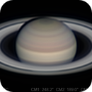 Saturn   2019-08-14 3:51   RGB,                                Chappel Astro