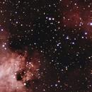 Messier 17,                                Josef Büchsenmeister