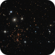 Abell 370 Galaxy Cluster and The Dragon – 5 billion light years,                                KuriousGeorge