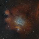 NGC 6559,                                Bret Waddington