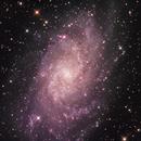 M33 Triangulum Galaxy,                                Mathias Radl