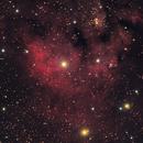 NGC 7822,                                Bram Goossens