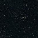 M103 offener Sternhaufen,                                Stefan Westphal