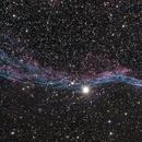 The Veil Nebula (Western Segment),                                Alex Roberts