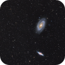 Bode's and Cigar Galaxies,                                Anthony Quintile