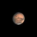 Mars - Aug 14, 2018,                                Aaron Collier