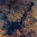 Pipe Nebula,                                Jose Mtanous
