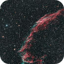 A Piece of the Veil Nebula,                                Charles Ward