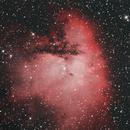 Pacman nebula,                                sbakker