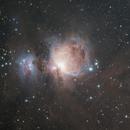 M42 - Great Orion Nebula,                                dbenji