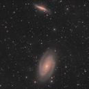 Messier 81 & 82,                                Fabian Rodriguez Frustaglia