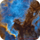 NGC 7000 Area Mosaic  - Deep Sky West Remote Observatory,                                Deep Sky West (Ll...