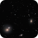 A Study of the Virgo Galaxy Cluster - Part 27: Messier 59 and Messier 60,                                Timothy Martin & Nic Patridge
