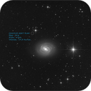M58 and an Asteroid (Mag : 19,6),                                sky-watcher (johny)
