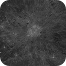 Copernicus ray system, 100% Moon,                                turfpit