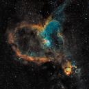 Heart Nebula, IC1805,                                Arnaldo Lopez