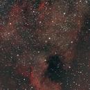 NGC 7000, the North America Nebula.,                                nhw512