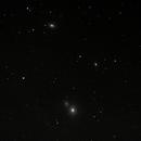 M59 M60: Spheroidal Galaxies in Virgo,                                jerryyyyy