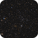 Another double cluster, NGC7245 and King 9,                                lowenthalm